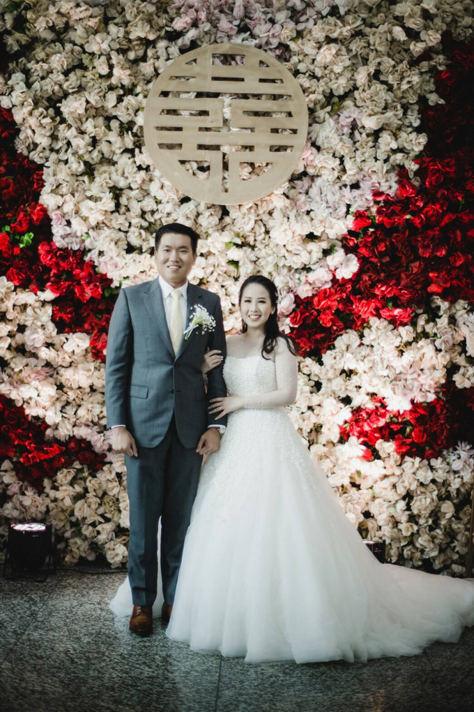 Wedding Day Natasha and Andrew by Luminous Bridal Boutique - 020