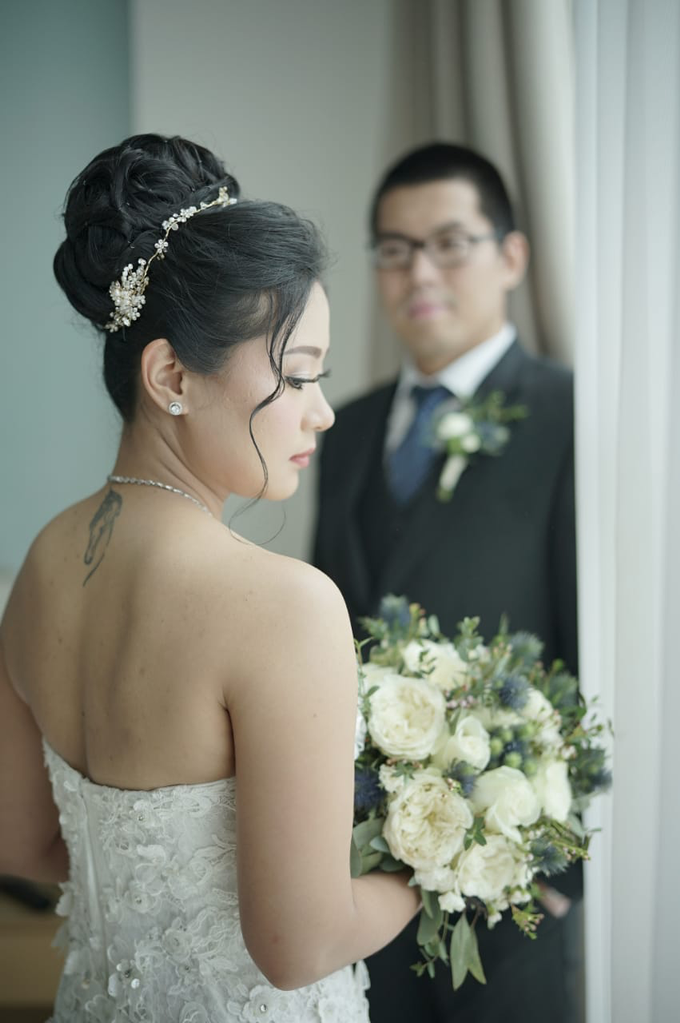 Wedding Day Jeffrey and Veronica by Luminous Bridal Boutique - 005