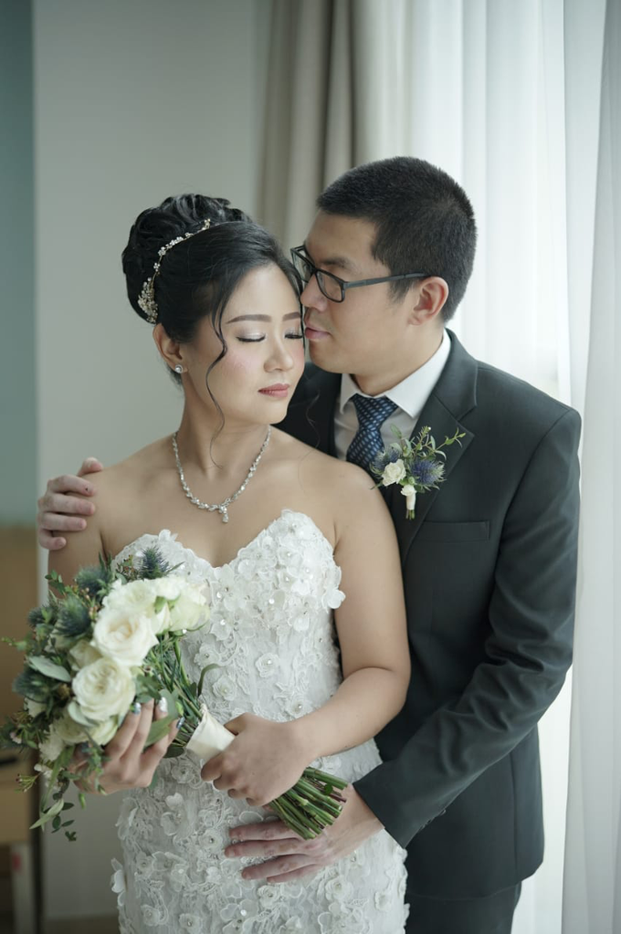 Wedding Day Jeffrey and Veronica by Luminous Bridal Boutique - 004