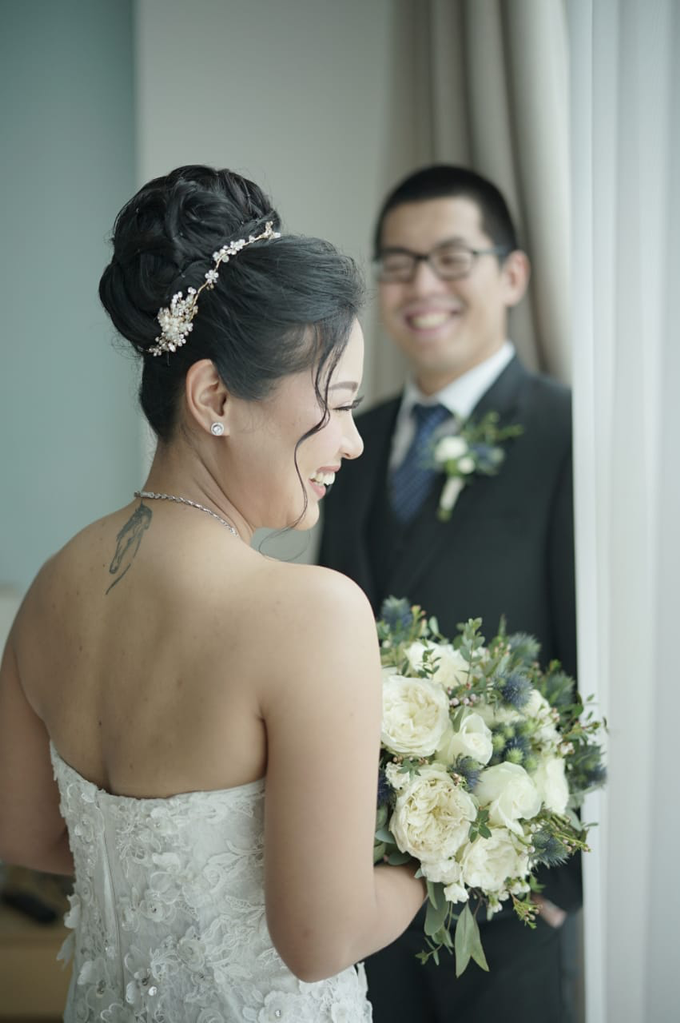 Wedding Day Jeffrey and Veronica by Luminous Bridal Boutique - 003