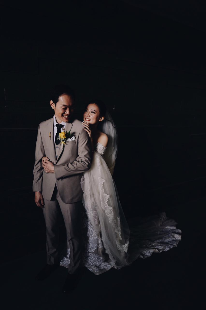 Steven and Ivany by Luminous Bridal Boutique - 005