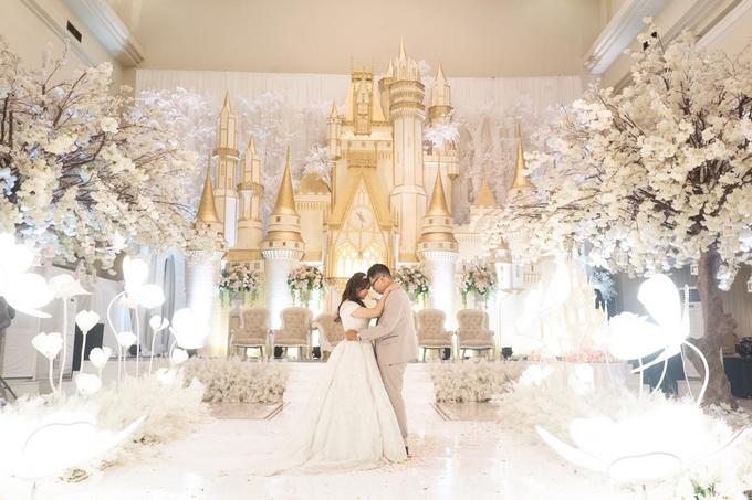 Wedding Day Joshua and Hera by Luminous Bridal Boutique - 003
