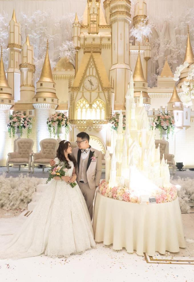 Wedding Day Joshua and Hera by Luminous Bridal Boutique - 001