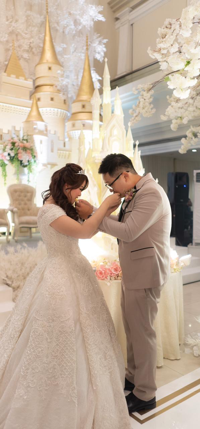 Wedding Day Joshua and Hera by Luminous Bridal Boutique - 004