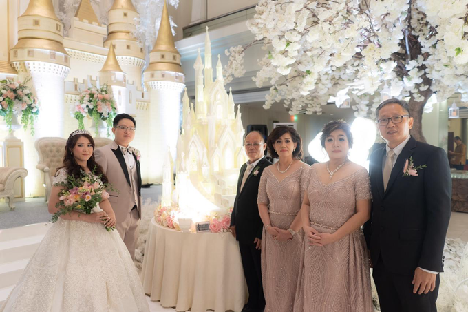 Wedding Day Joshua and Hera by Luminous Bridal Boutique - 005