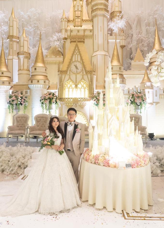 Wedding Day Joshua and Hera by Luminous Bridal Boutique - 002
