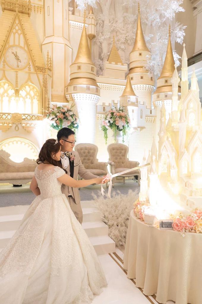 Wedding Day Joshua and Hera by Luminous Bridal Boutique - 006