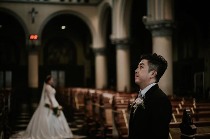 Wedding Day Ronald and Rara by Luminous Bridal Boutique - 002