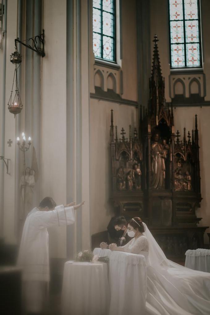 Wedding Day Ronald and Rara by Luminous Bridal Boutique - 007