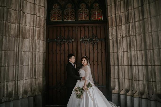 Wedding Day Ronald and Rara by Luminous Bridal Boutique - 008