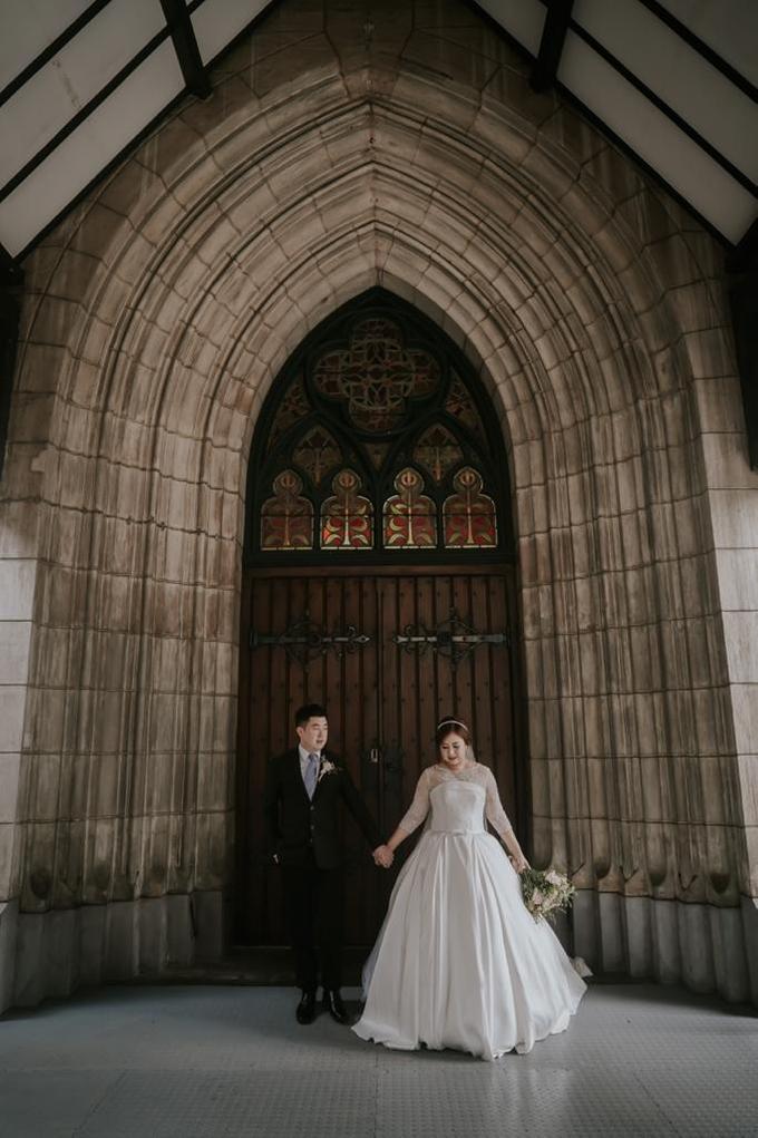 Wedding Day Ronald and Rara by Luminous Bridal Boutique - 009