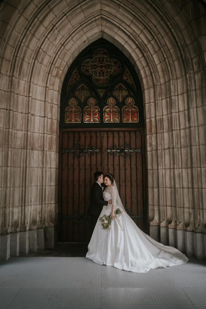Wedding Day Ronald and Rara by Luminous Bridal Boutique - 011