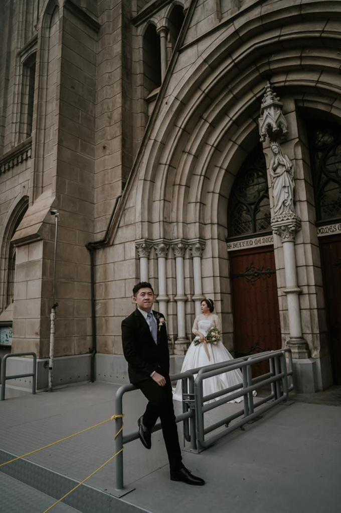 Wedding Day Ronald and Rara by Luminous Bridal Boutique - 015