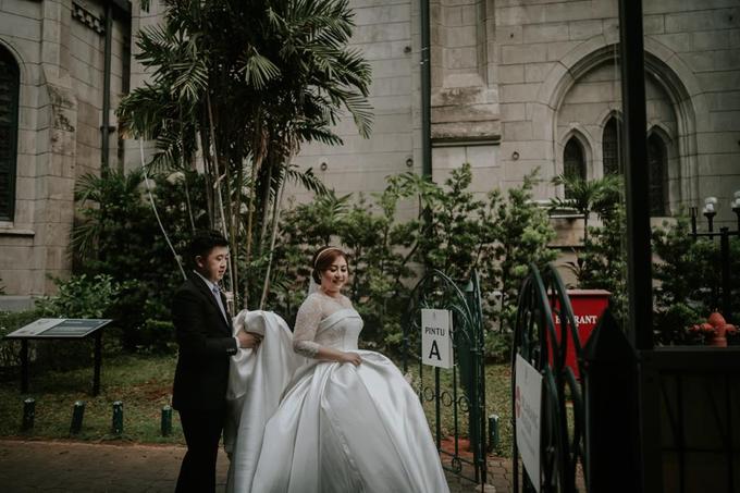 Wedding Day Ronald and Rara by Luminous Bridal Boutique - 014