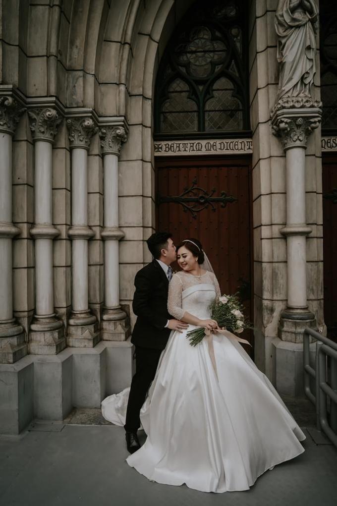 Wedding Day Ronald and Rara by Luminous Bridal Boutique - 016