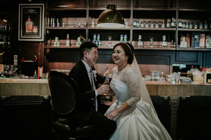 Wedding Day Ronald and Rara by Luminous Bridal Boutique - 017