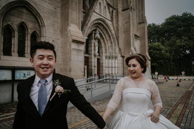 Wedding Day Ronald and Rara by Luminous Bridal Boutique - 018
