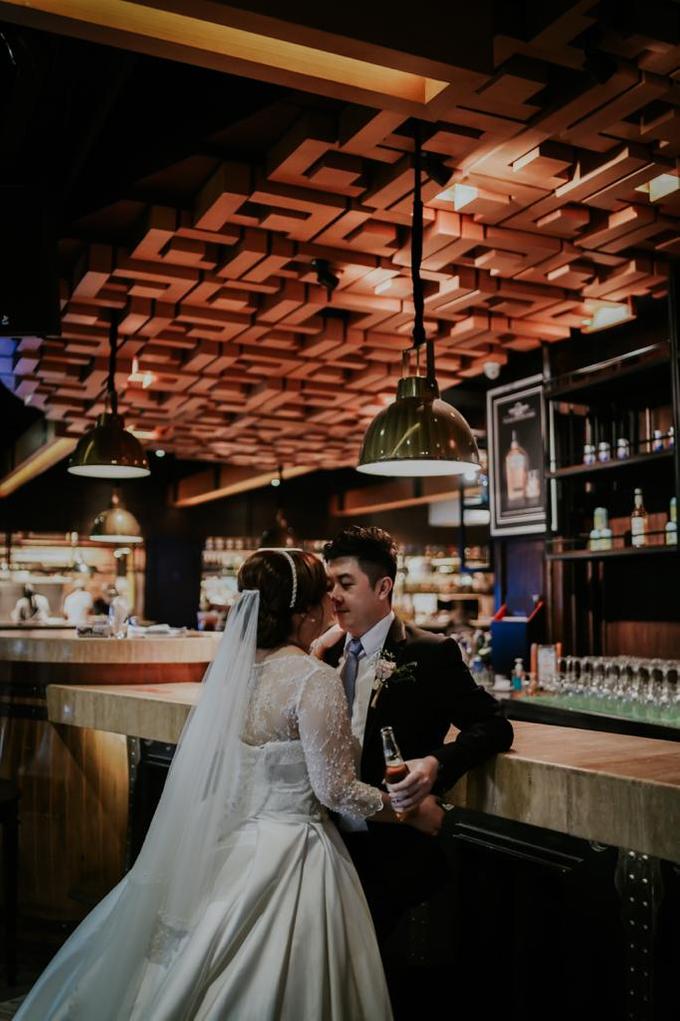 Wedding Day Ronald and Rara by Luminous Bridal Boutique - 019