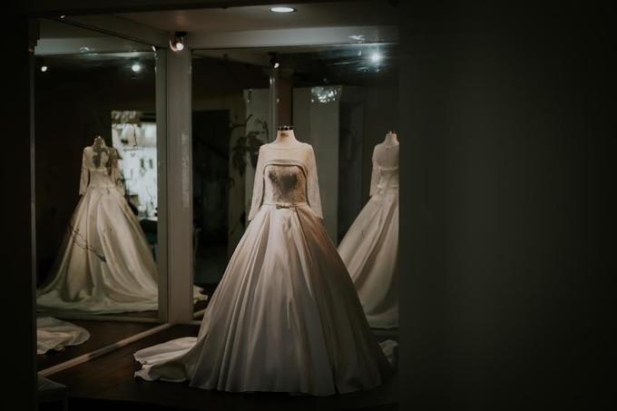 Wedding Day Ronald and Rara by Luminous Bridal Boutique - 020