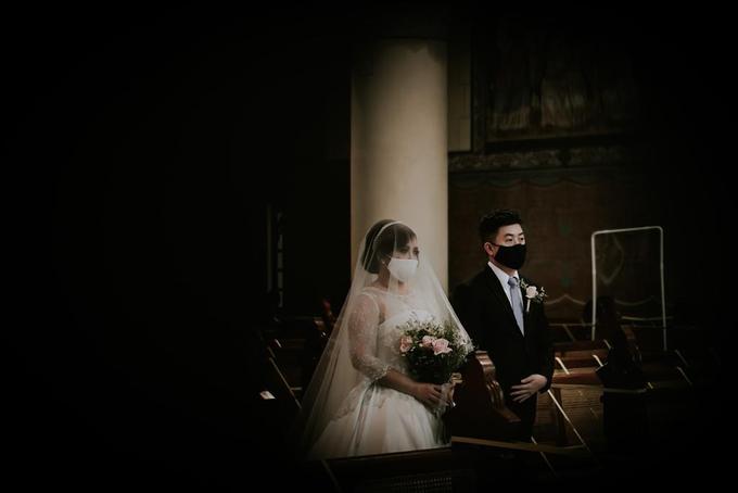 Wedding Day Ronald and Rara by Luminous Bridal Boutique - 021