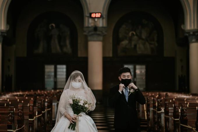 Wedding Day Ronald and Rara by Luminous Bridal Boutique - 023
