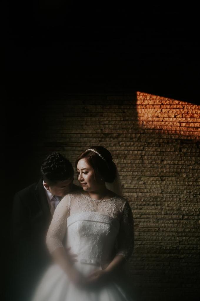 Wedding Day Ronald and Rara by Luminous Bridal Boutique - 022