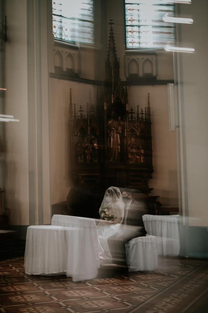 Wedding Day Ronald and Rara by Luminous Bridal Boutique - 025