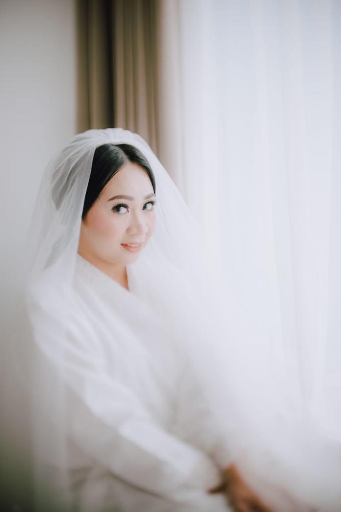 Wedding Day Ari and Nebula by Luminous Bridal Boutique - 001