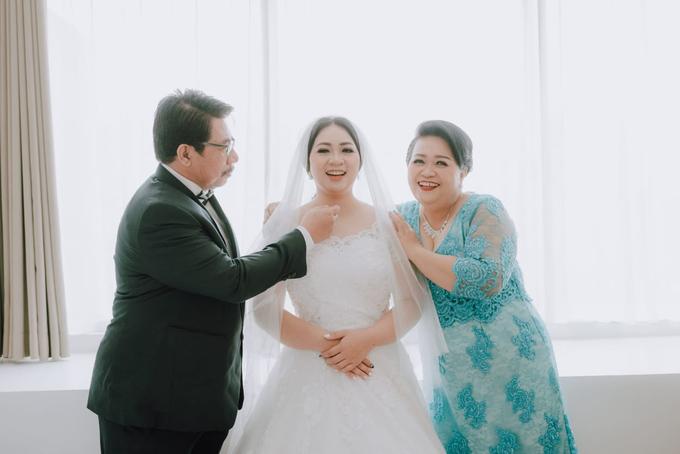 Wedding Day Ari and Nebula by Luminous Bridal Boutique - 008