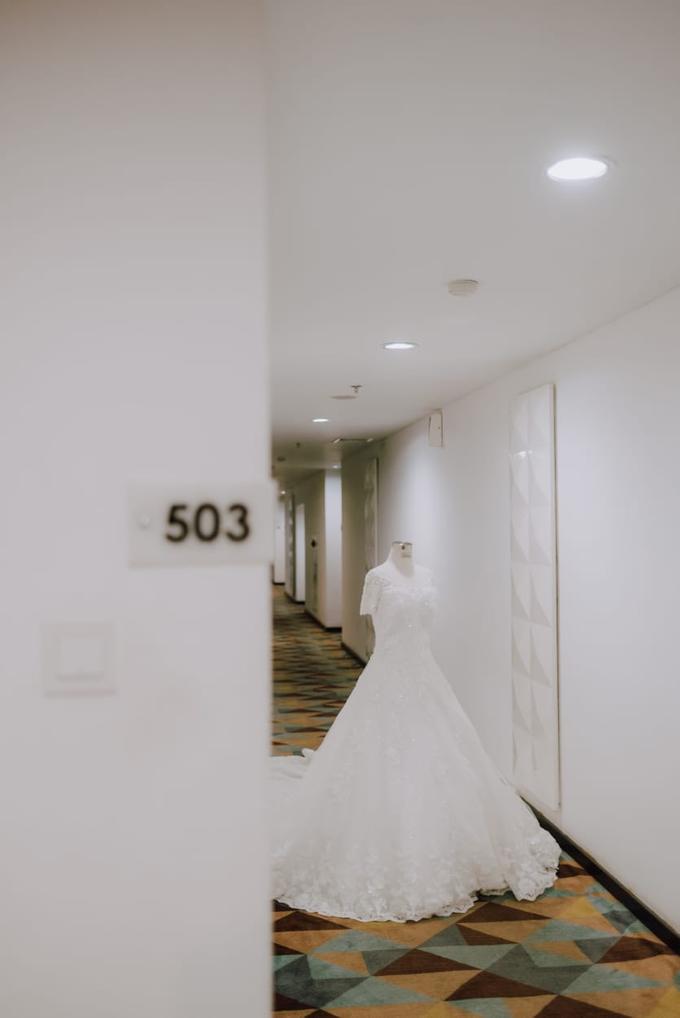 Wedding Day Ari and Nebula by Luminous Bridal Boutique - 012