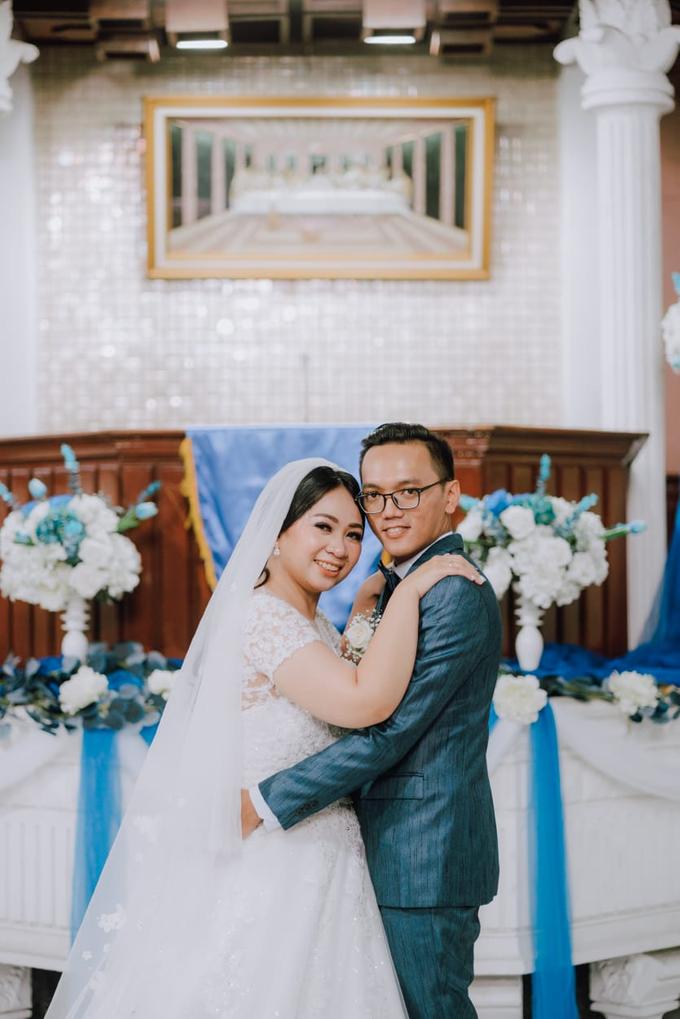 Wedding Day Ari and Nebula by Luminous Bridal Boutique - 015