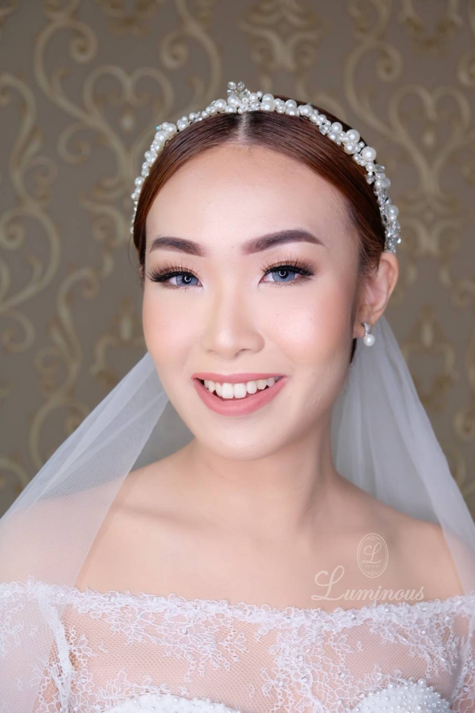 Wedding Day Krisna and Ceacilia by Luminous Bridal Boutique - 003