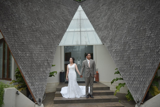 Wedding Day Koko and Yunita by Luminous Bridal Boutique - 001