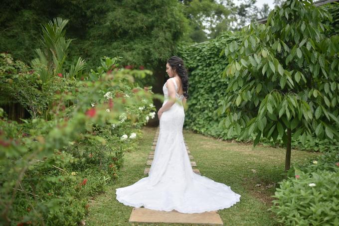 Wedding Day Koko and Yunita by Luminous Bridal Boutique - 003