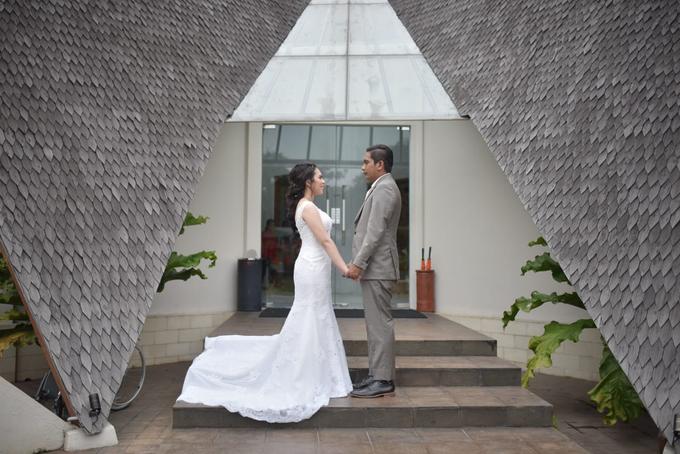 Wedding Day Koko and Yunita by Luminous Bridal Boutique - 002