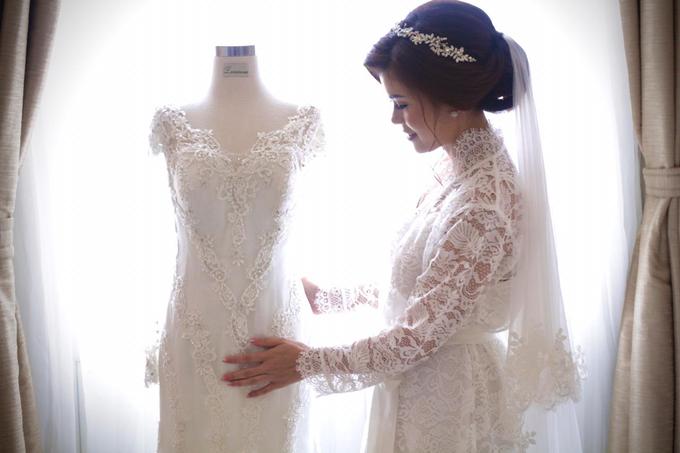 Wedding Day Glenn and Martina by Luminous Bridal Boutique - 004