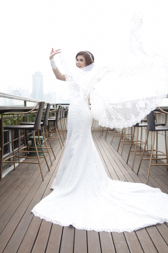 Wedding Day Glenn and Martina by Luminous Bridal Boutique - 001