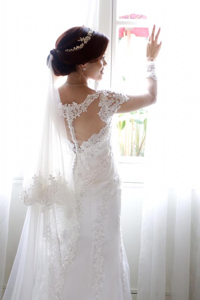 Wedding Day Glenn and Martina by Luminous Bridal Boutique - 002
