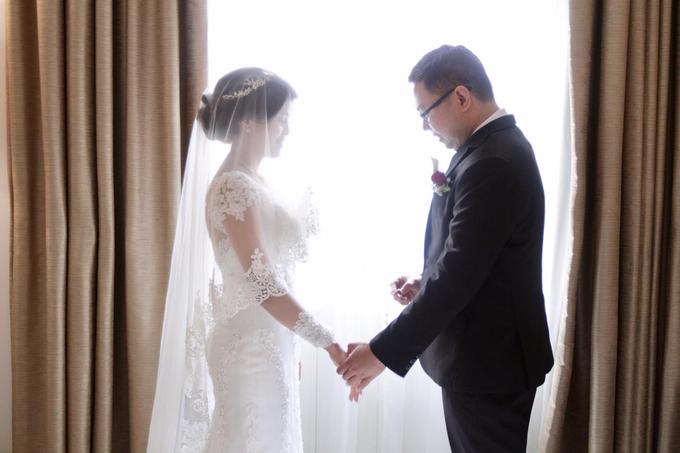 Wedding Day Glenn and Martina by Luminous Bridal Boutique - 003