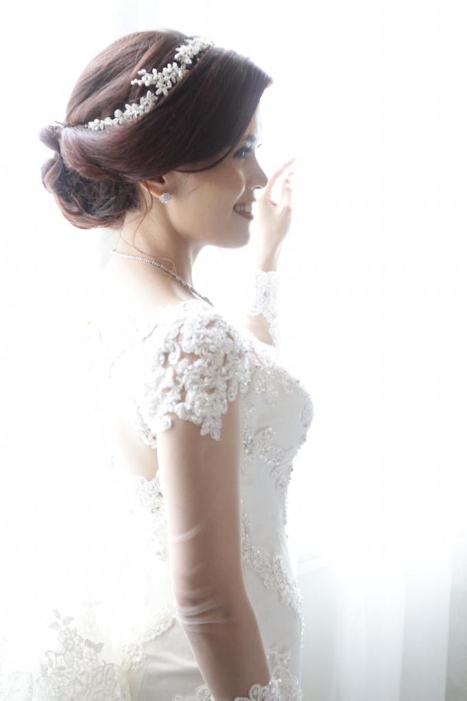 Wedding Day Glenn and Martina by Luminous Bridal Boutique - 006