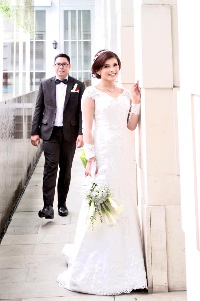 Wedding Day Glenn and Martina by Luminous Bridal Boutique - 009