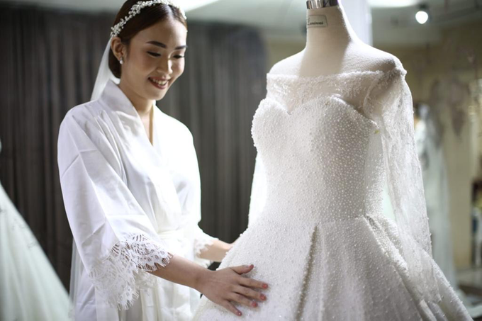 Wedding Day Krisna and Ceacilia by Luminous Bridal Boutique - 015