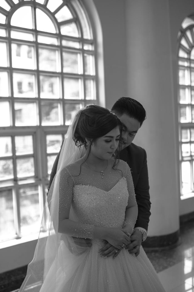 Wedding Day Jordie and Charista by Luminous Bridal Boutique - 002