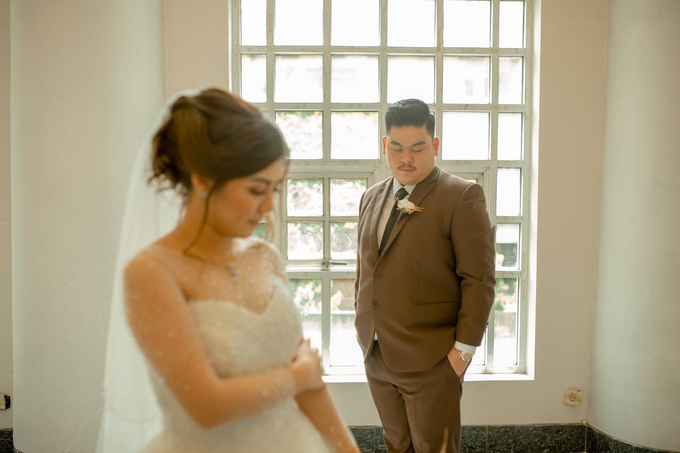 Wedding Day Jordie and Charista by Luminous Bridal Boutique - 008