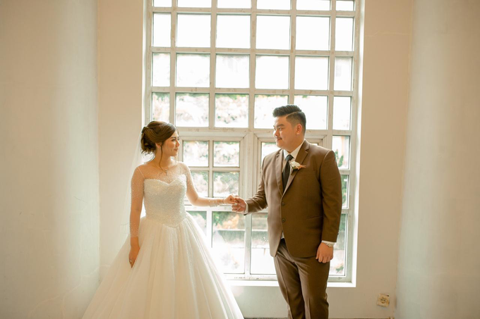 Wedding Day Jordie and Charista by Luminous Bridal Boutique - 009