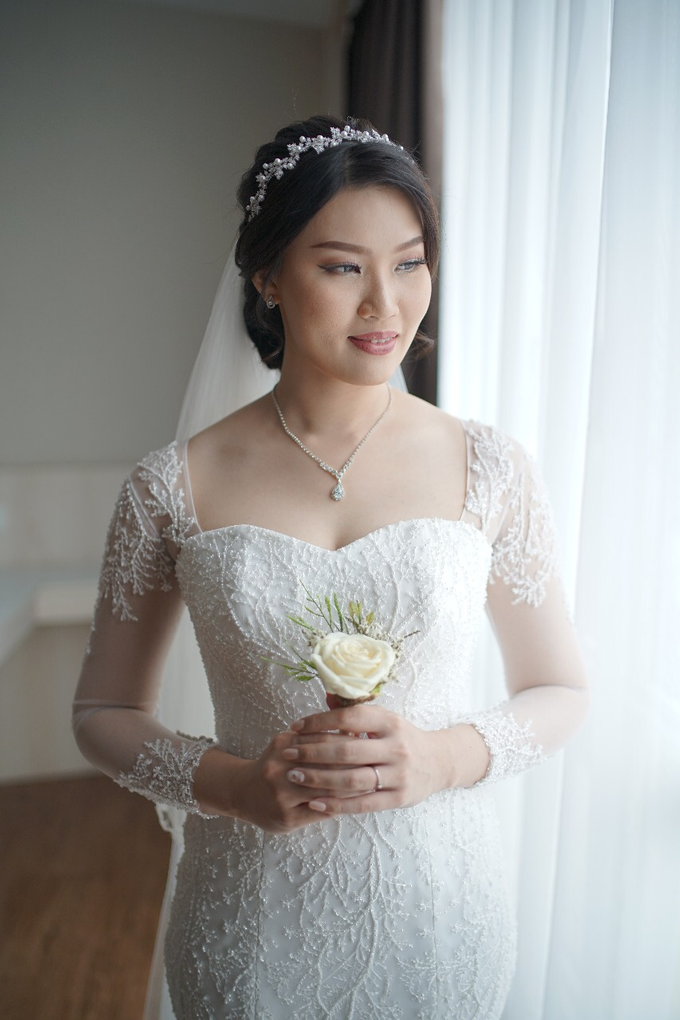 Wedding Day Jhony and Stella by Luminous Bridal Boutique - 001