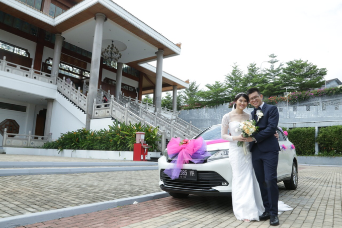 Wedding Day Jhony and Stella by Luminous Bridal Boutique - 006