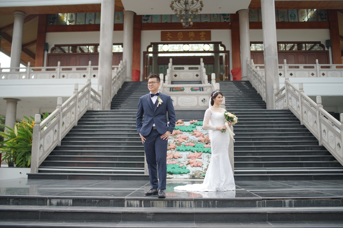 Wedding Day Jhony and Stella by Luminous Bridal Boutique - 010