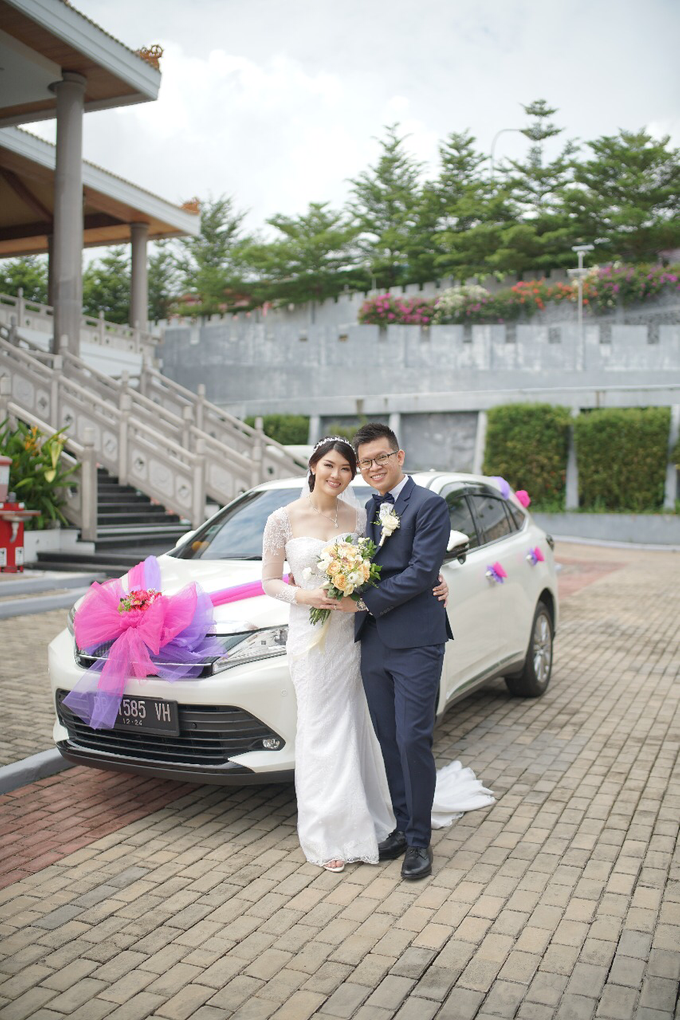 Wedding Day Jhony and Stella by Luminous Bridal Boutique - 011