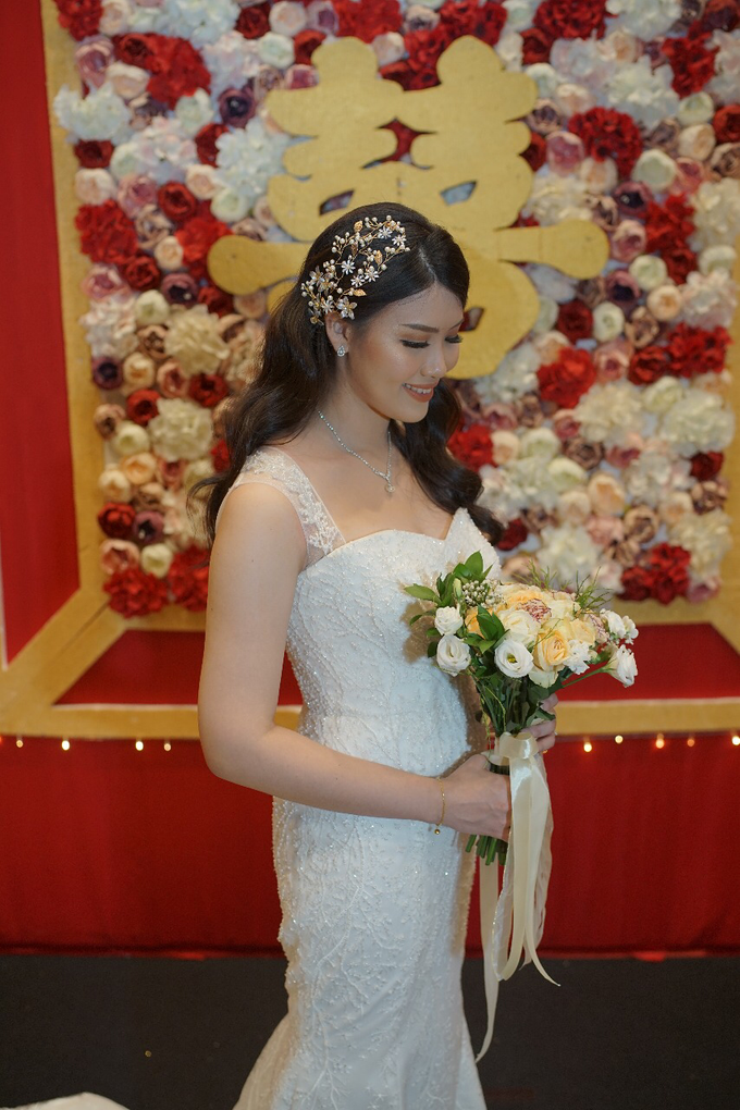 Wedding Day Jhony and Stella by Luminous Bridal Boutique - 014